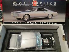 1/24 1/25 AMT 1966 buick riviera plastic built master piece displays w/ promo