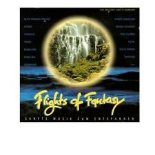 flights of fantasy VANGELIS KITARO YANNI SANTANA..+ H.P. NEUBER 2CD