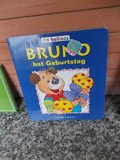 Bruno hat Geburtstag, ein Die Bellinos Buch, aus dem Schwager & Steinlein Verlag