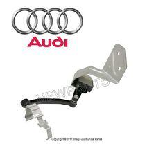 NEW Audi A4 Quattro A4 RS4 S4 Front Headlight Head Lamp Level Sensor Genuine