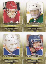 2012-13 Between the Pipes Ed Mio #128 Edmonton Oilers