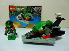 LEGO Space Police II Space Galactic Chief (6813) with original instructions