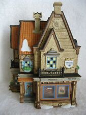 DEPT 56 - Dickens Village - THE NEILAN LUND GALLERY - Spec. Ed. - MINT - #805512