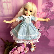 1/6 BJD Dress YOSD Dress Dollfie AOD DOD SOOM LUTS DZ Lolita skirt Clothing 008