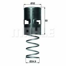 Oil Cooling Thermostat - MAHLE TO 2 83 - Quality MAHLE - Genuine UK Stock
