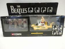 BEATLES Diecast Special Edition YELLOW SUBMARINE by Corgi  RARE!