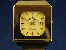 Vintage Retro Ricoh Crystal Automatic Gents Watch Circa 1970S NOS Never Worn