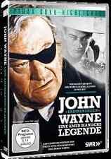 John Wayne Eine amerikanische Legende * DVD Doku Hollywood Filmstar Pidax Neu