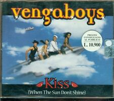Vengaboys - Kiss 4 Tracks & Video Cd Ottimo