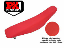 PK1 SEAT COVER HONDA CRF 450 YEAR 2002-2004 RED