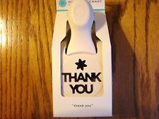 """"""" THANK YOU """" Martha Stewart DOUBLE Craft Punch LARGE 42-30003 Brand NEW!"""