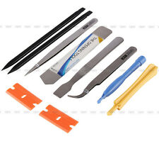 Hot Sale 10 in 1 Mobile Phone Repair Opening Pry Tools Set Spudger Tweezer Kit