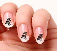 20 Nail Art Decals Transfers Stickers #622 - Owl