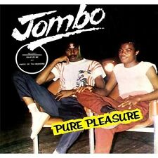 Jombo Pure Pleasure CD NEW Nigerian Electro-Boogie Angel Of The Morning+