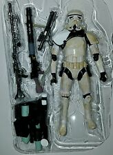 "Star Wars SANDTROOPER SERGEANT 6"" Figure Red The Black Series EE Exclusive"