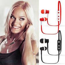 Bluetooth V4.1 Sans Fil Sport Écouteur Casque Stéréo Écouteur Pour Smartphone