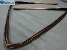 MAZDA RX-7 1979-1985 NEW OEM RIGHT AND LEFT WINDOW CHANNEL SEAL SET