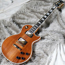 Epiphone Limited Edition Les Paul Custom PRO KOA *NEW* F/S From Japan #