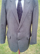 "Men's Grey Wool Jacket Chest 42"" by John Michael Grant of Canterbury"