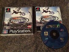 Mat Hoffmann Pro Bmx Ps1 Game! Complete! Look At My Other Games!