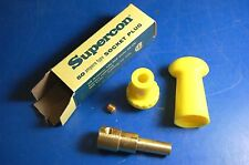Supercon PS50GY, 50 Amp Socket Plugs (Yellow) §