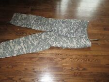 fire retardant pants, gi, acu, new old stock. medium  extra LONG
