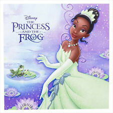 PRINCESS AND THE FROG LUNCH NAPKINS (16) ~ Birthday Party Supplies Serviettes