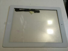 NEW ORIGINAL APPLE iPAD 4 TOUCH SCREEN GLASS REPLACEMENT DIGITIZER WHITE