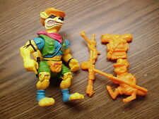 Vintage Walkabout w/Kid Kangie Action Figure Teenage Mutant Ninja Turtles