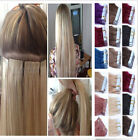 16 Inch 20Pcs Seamless Tape In Skin Weft 100% Remy Human Hair Extensionss Hair