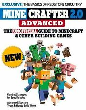 Minecrafter 2.0 Advanced: The Unofficial Guide to Minecraft & Other Building Gam