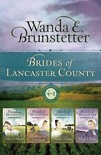 The Brides of Lancaster County: 4 Books Under One Cover
