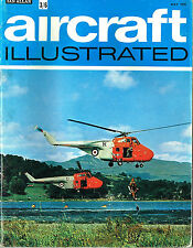 AIRCRAFT ILLUSTRATED MAY 70: DUTCH NAVAL AIR SERVICE/ 185 SQDN/ PANAM'S 747s