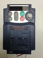 Fuji FRENIC-Mini Inverter 3-Phase FRN0 1C1S-2J