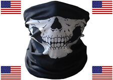 Microfiber Call of Duty Skeleton Skull Ghost Balaclava Tube Face Mask Bandana