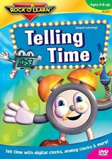 Rock 'N Learn: Telling Time DVD Rnl400