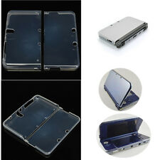 Soft ! Transparent TPU Protector Case Shell Cover Only for Nintendo New 3DS 2014
