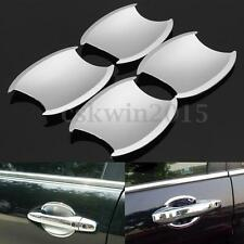 4Pcs Silver Chrome Door Handle Cup Bowl for Honda CRV  2007 2008 2009 2010 2011