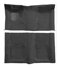 NEW!  Black Carpet Set 1968-1979 Nova & Chevy 2 II Made in USA 2 Door