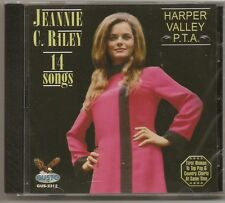 """JEANNIE C. RILEY, CD """"HARPER VALLEY P.T.A."""" NEW SEALED"""