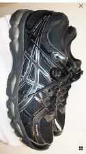 EXCELLENT CONDITION ASICS GEL Kayano 21 Men Sz 10 Black