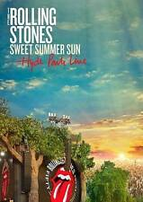 The Rolling Stones: Sweet Summer Sun - Hyde Park Live (DVD, 2013, 3-Disc Set, DV
