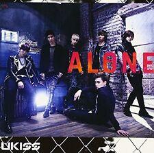 ALONE(ltd.) [Audio CD] U-Kiss