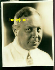 EMIL JANNINGS VINTAGE 8X10 PHOTO BY GENE ROBERT RICHEE FOR PARAMOUNT PICTURES