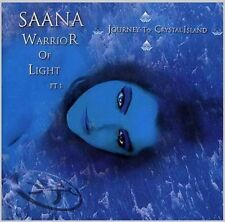 TIMO TOLKKI SAANA WARRIOR OF LIGHT PT. 1 BRAND NEW SEALED CD