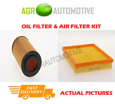 DIESEL SERVICE KIT OIL AIR FILTER FOR VAUXHALL ZAFIRA 2.0 101 BHP 2000-05