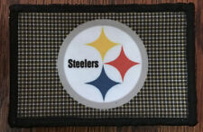 Pittsburgh Steelers Football Morale Patch Tactical Military Army Flag Badge Hook
