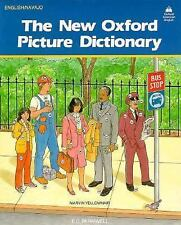 The New Oxford Picture Dictionary: English-Navajo Editon (The New Oxford Picture