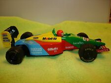 Scalextric Benetton F1 1/32 slot car offered by MTH.
