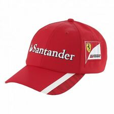2017 OFFICIAL F1 Scuderia Ferrari Team Baseball CAP Hat RED – NEW